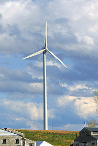 wind turbine planning